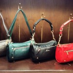 ◆Oil Leather Bag from Itarly◆